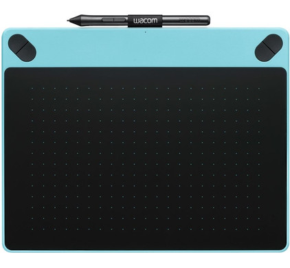 Wacom Intuos Art Blue Pen & Touch Medium