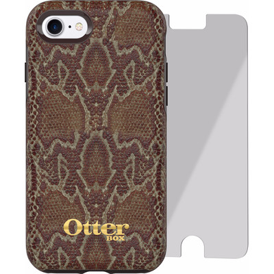 Otterbox Strada Alpha Glass iPhone 7 Wood Serpent