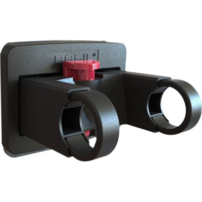 Image of Basil KF Adapter Plaat Antraciet