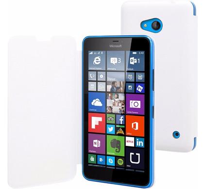 Muvit Folio Stand Microsoft Lumia 640 Book Case Wit