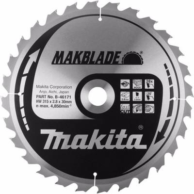 Makita Zaagblad 315x30x2,8 60T