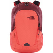 The North Face Women's Vault Cayenne Red Emboss/Regal Red