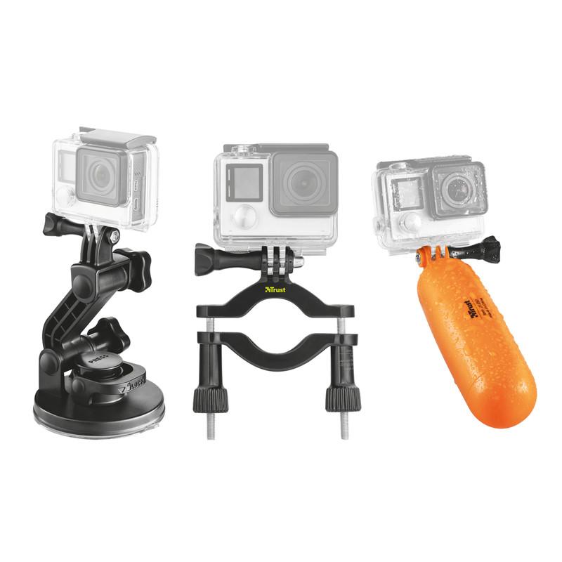 Trust Actioncam Multipack