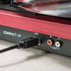 Compact LP Rood - 9