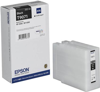 Epson T9071 Zwart XXL (C13T907140)