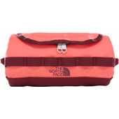 The North Face Base Camp Travel Canister Cayenne Red/Regal Red - S