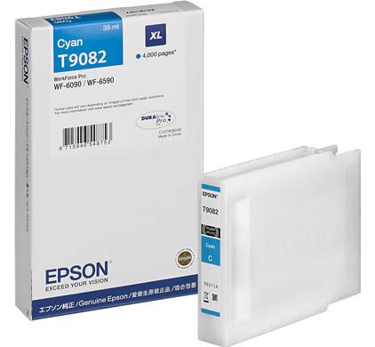 Epson T9082 Cyaan XL (C13T908240)