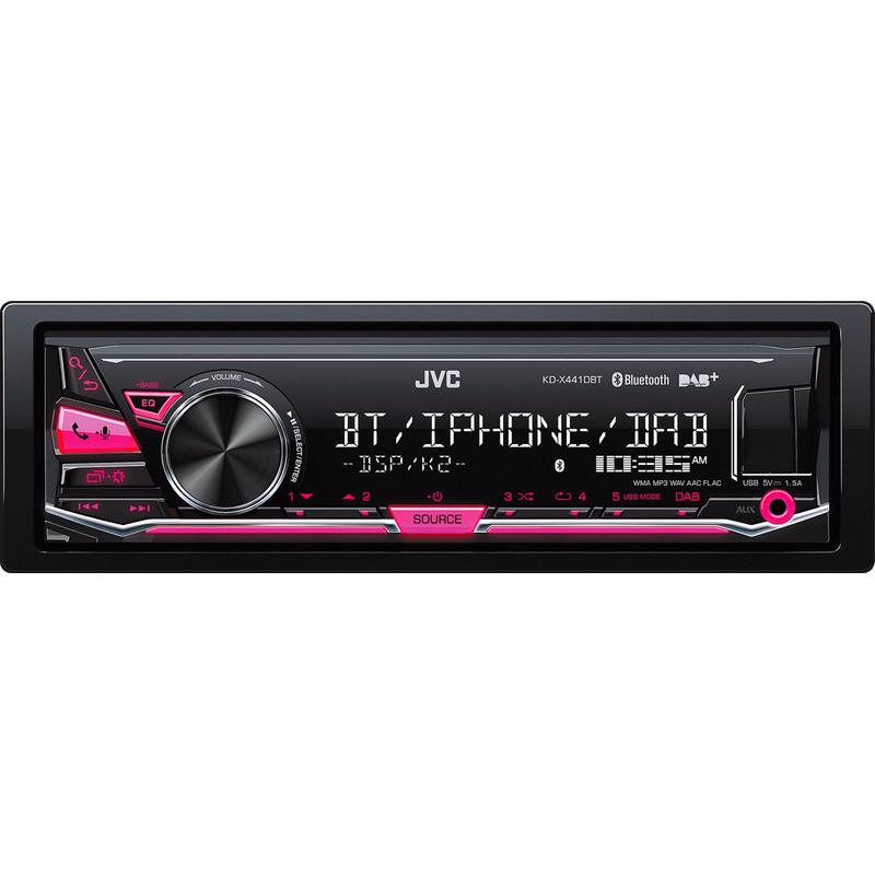JVC Autoradio KD-X441DBT