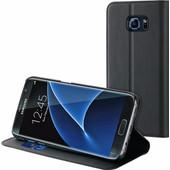 Muvit Wallet Samsung Galaxy S7 Edge Book Case Zwart