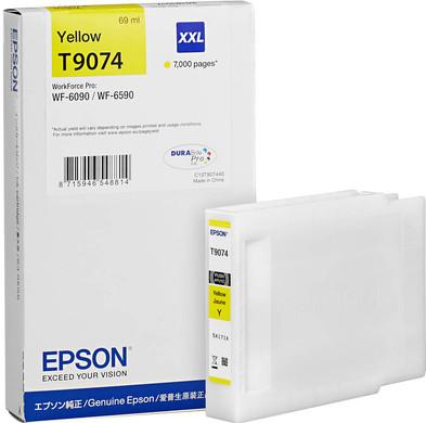 Epson T9074 Geel XXL (C13T907440)