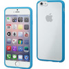 Muvit Frame iPhone 6/6s Back Cover Blauw - 1