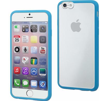 Muvit Frame Apple iPhone 6 Plus/6s Plus Back Cover Blauw
