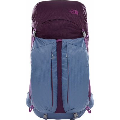 Image of The North Face Womens Banchee 50 Blackberry Wine/Folkstone Gray - XS/S