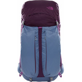 The North Face Womens Banchee 50 Blackberry Wine/Folkstone Gray - XS/S