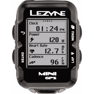 Image of Lezyne Mini GPS Fietscomputer