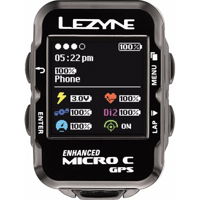 Image of Lezyne Micro GPS Color Fietscomputer
