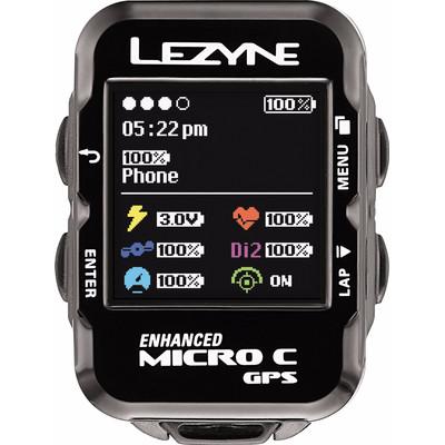 Image of Lezyne Micro GPS Color Fietscomputer
