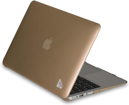Gecko Covers Hardshell Case MacBook Air 11'' Goud