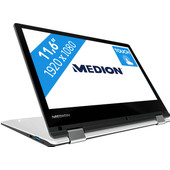 Medion Akoya E2215 64GB Wit Azerty