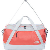 The North Face Apex Gym Duffel Cayenne Red/High Rise Grey - M