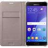 Samsung Galaxy A5 (2016) Wallet Goud