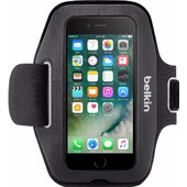 Belkin SportFit Plus Armband Apple iPhone 7 Zwart