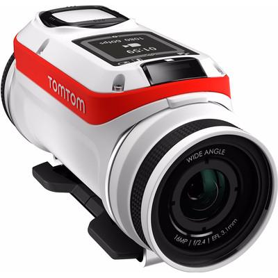 Image of Actioncam TomTom Bandit Base Pack 1LBO.001.00 Ultra-HD, Full-HD, Spatwaterdicht, Schokbestendig, WiFi