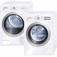 Bosch WAY32541NL + Bosch WTY87700NL