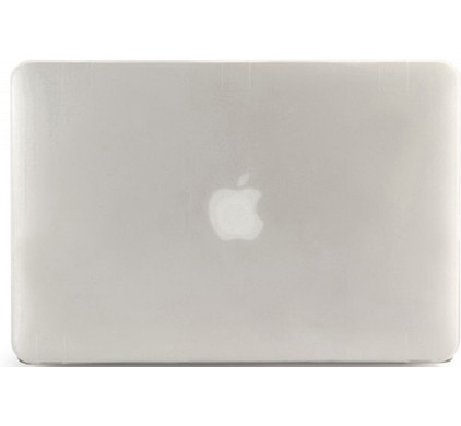 Tucano Nido Hard Shell Macbook 12'' Transparant