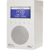 Tivoli Audio PAL+ Bluetooth Wit