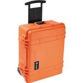 Pelicase 1560 Orange met plukschuim