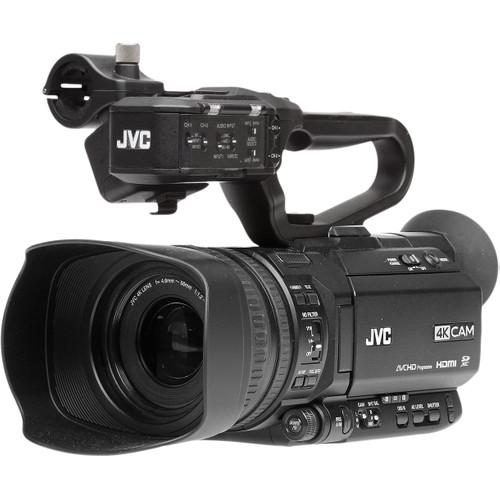 JVC GY-HM200E