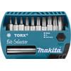Makita 11-delige Bitset Torx P-53768