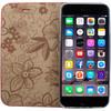 iMoshion Krubera Apple iPhone 6/6s Book Case Rood
