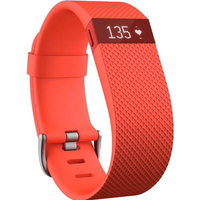 Image of Fitbit Charge HR Tangerine - S