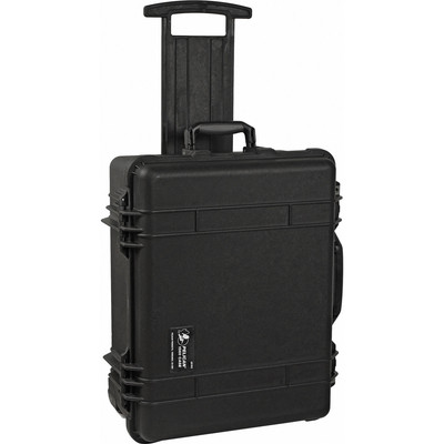 Peli 1560 Black Foam Koffer