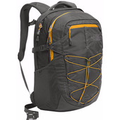The North Face Borealis Asphalt Grey/Citrine Yellow