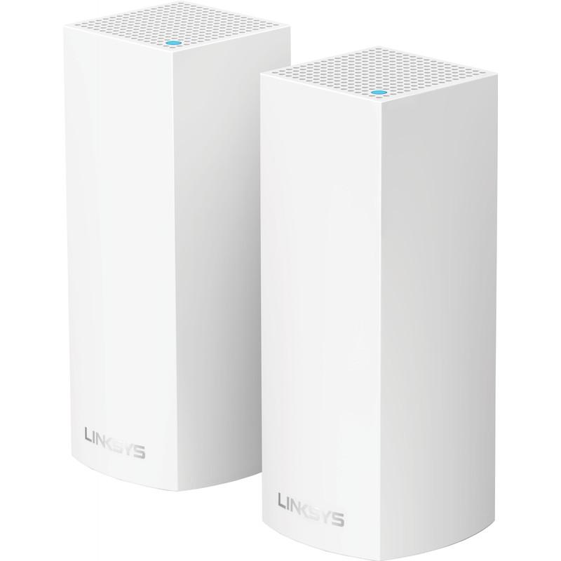 Dagaanbieding: Linksys Velop Multiroom wifi (2 stations)
