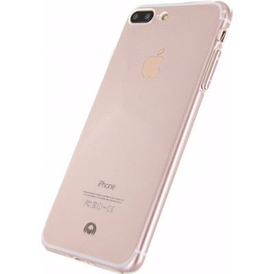 Mobilize Deluxe Gelly Case Apple iPhone 7 Plus Back Cover Rose Goud