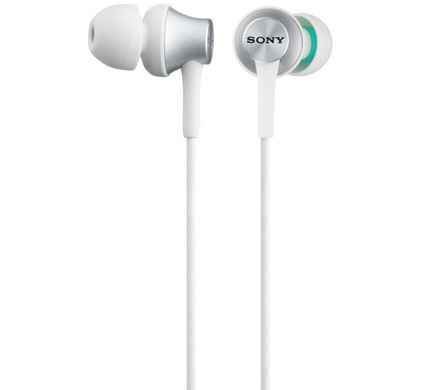 Sony MDR-EX450 Wit