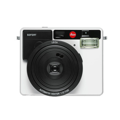 Image of Leica SOFORT camera wit