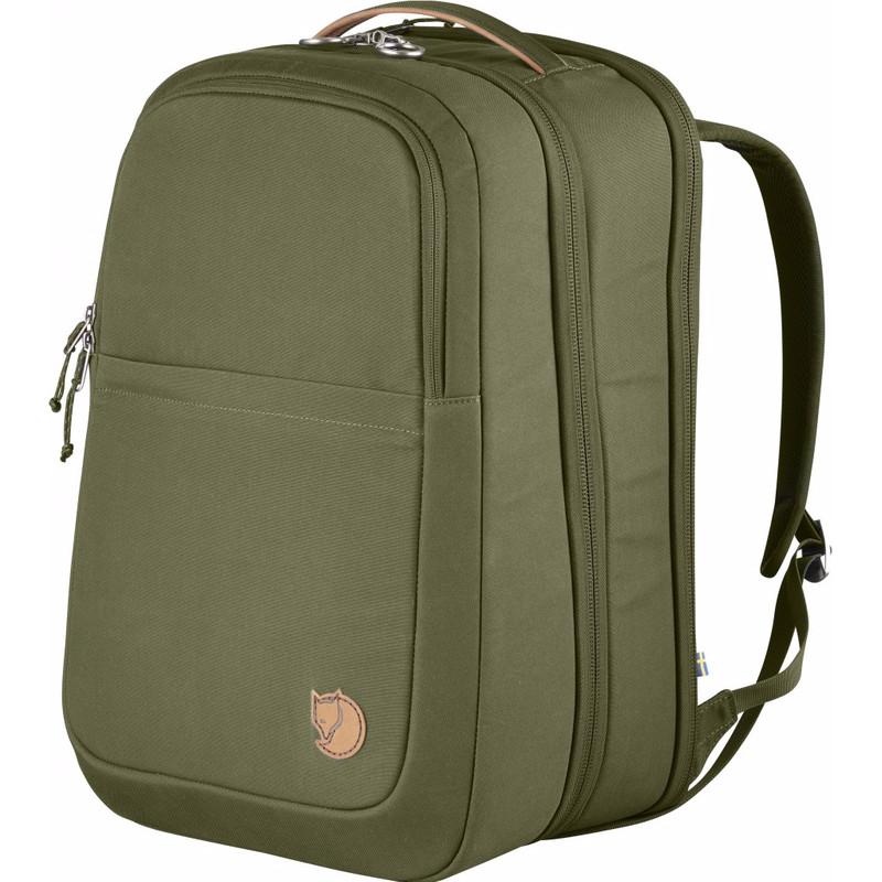 Fjallraven Travel Pack green
