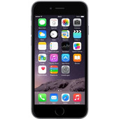 iPhone 6 16GB Space Gray Refurbished (Topklasse)