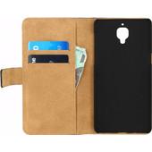 Mobilize Classic Wallet Book Case OnePlus 3/3T Zwart