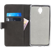 Mobilize Gelly Wallet Book Case OnePlus 3/3T Zwart
