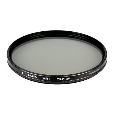 Hoya HRT Polarisatiefilter en UV-Coating 46mm