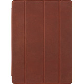 Decoded Leather Slim Cover iPad Pro 12,9 Inch Bruin