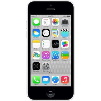 Image of iPhone 5C 16GB Wit Refurbished (Basisklasse)