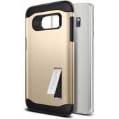 Spigen Slim Armor Samsung Galaxy S7 Edge Goud
