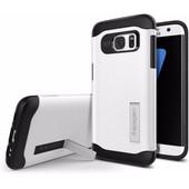 Spigen Slim Armor Samsung Galaxy S7 Edge Wit